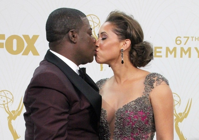 Megan Wollover is married to Tracy Morgan