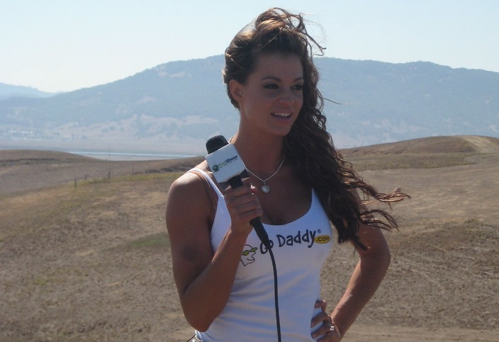 candice michelle ted talk