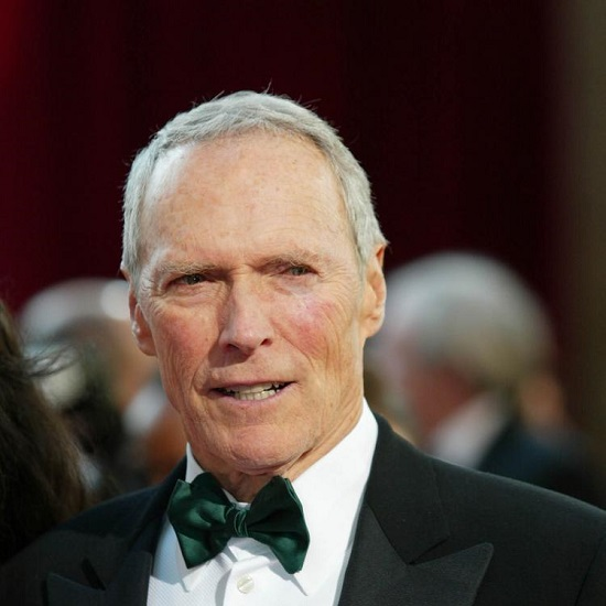 Clint Eastwood being a neighbor of Ellen DeGeneres and his 90th birthday!