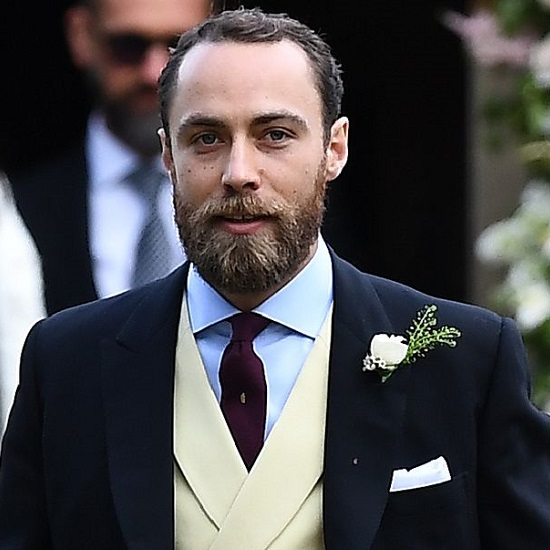 James Middleton, 32 had a great year 2019 with success in his career and love life!