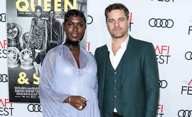 Jodie-Turner-Smith-with-her-husband