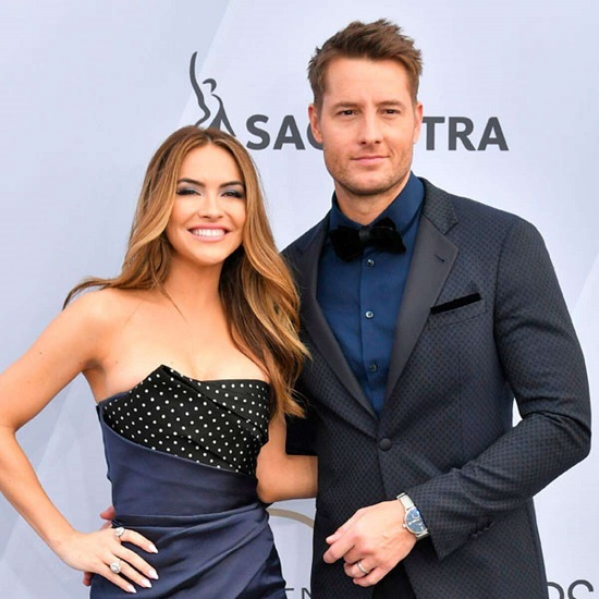 Divorce !! of Justin Hartley and Chrishell Stause