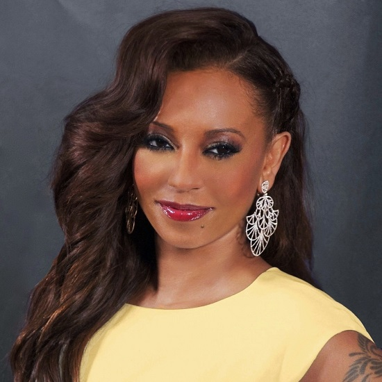 Mel B cannot take her daughter Madison out