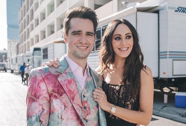 Sarah orzechowski  and brendon Uries