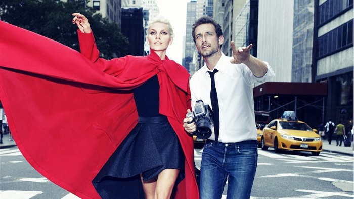 Alexi Lubomirski Royal Wedding Fashion and Celebrity Photographer
