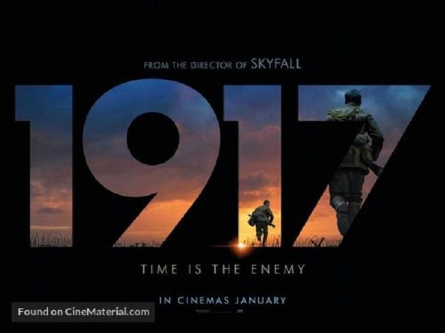 1917 Oscar nominations 2020