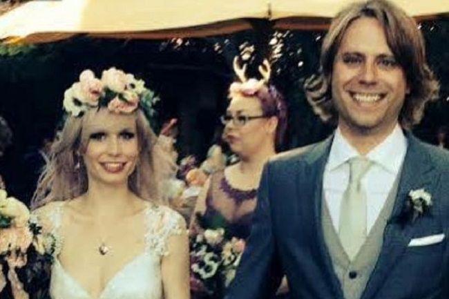Elizabeth Ashley Wharton Wedding