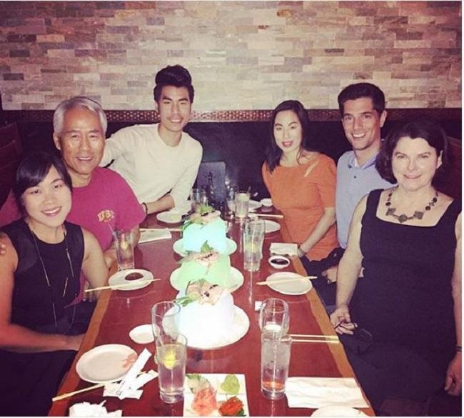 Eugene-Lee-Yang-Family