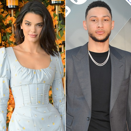 Is Kendall Jenner again dating Ben Simmons?