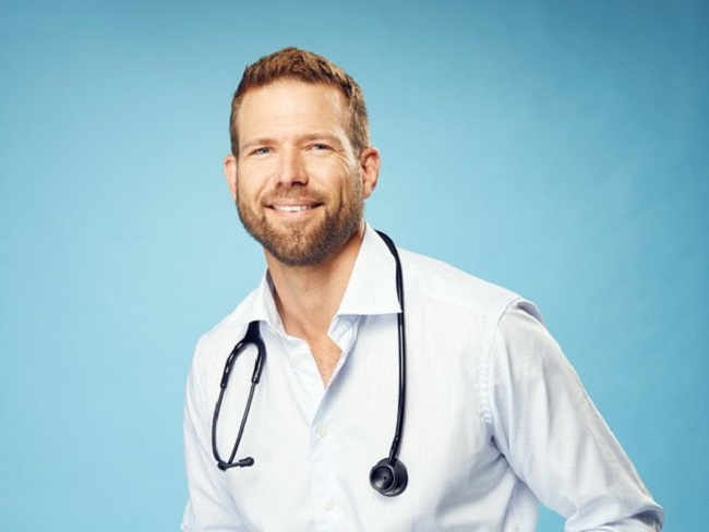 Travis Lane Stork is an American television personality and emergency physician