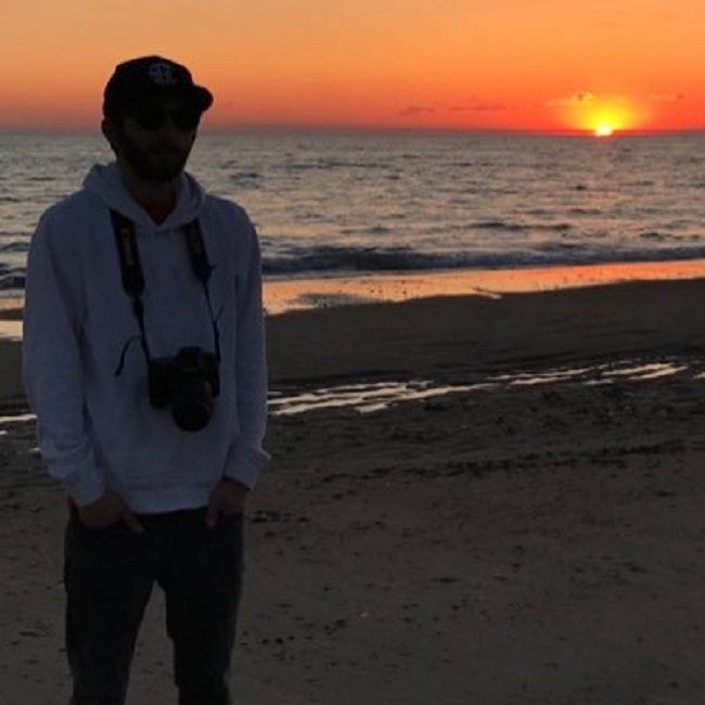 SGCBarbierian at sunset