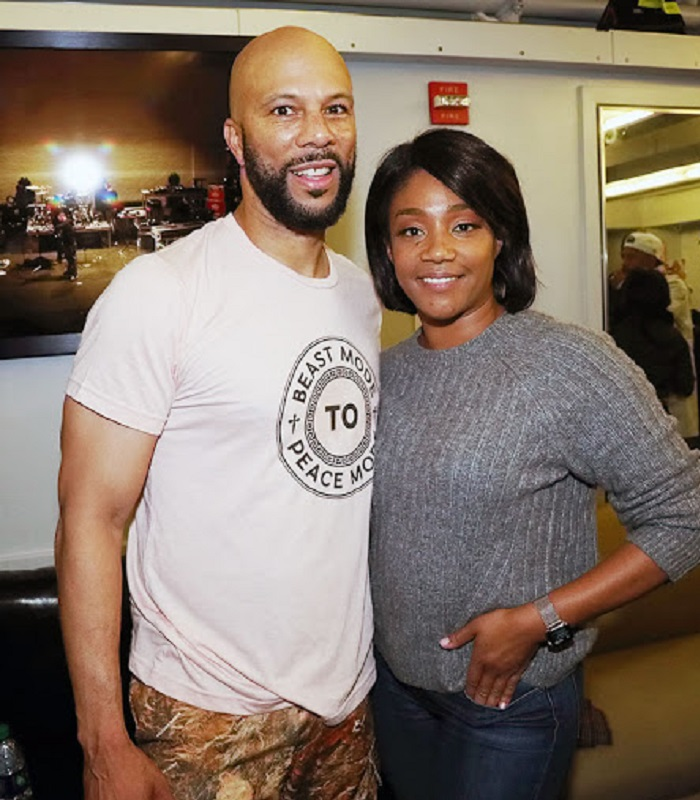 Rapper Common and Tiffany Haddish  in a  relationship?