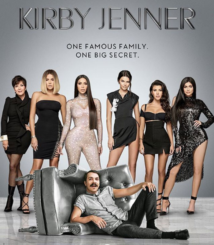 Who is Kirby Jenner? New satire divertingly parodies 'Staying aware of the Kardashians'