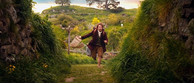 Bilbo Baggins at adventure