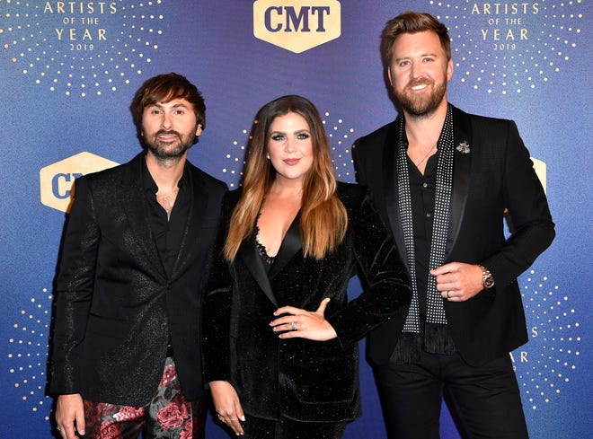 Lady A formerly known as Lady Antebellum