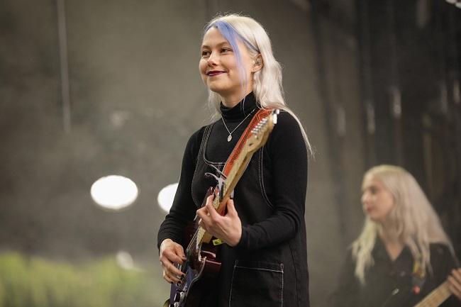 Phoebe Bridgers at music fest