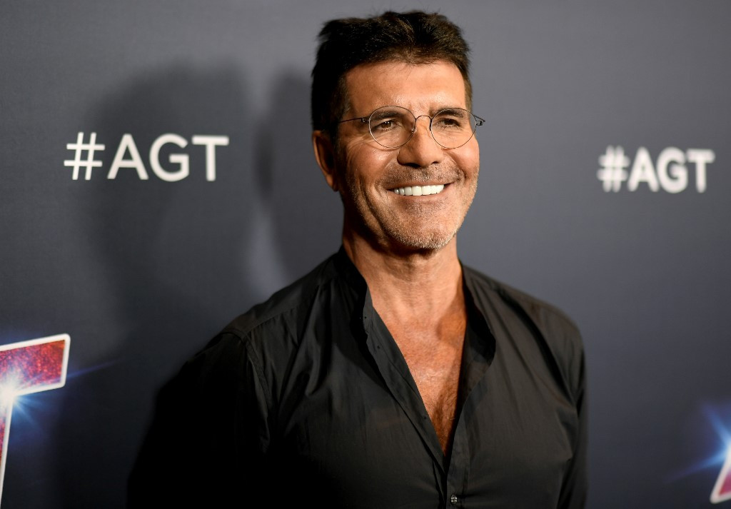 Simon Cowell at interview