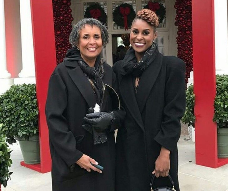 issa rae mother