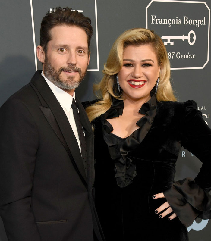 Kelly Clarkson divorce files for husband Brandon Blackstock after 7 years of marriage