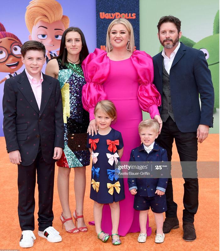 family, kids and husband of singer KC