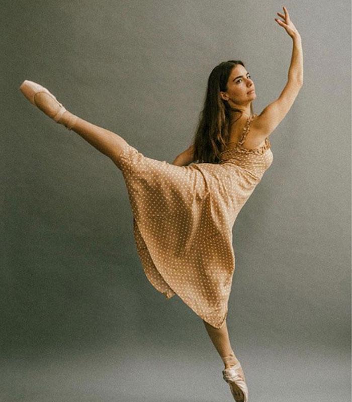 violetta Komyshan dance