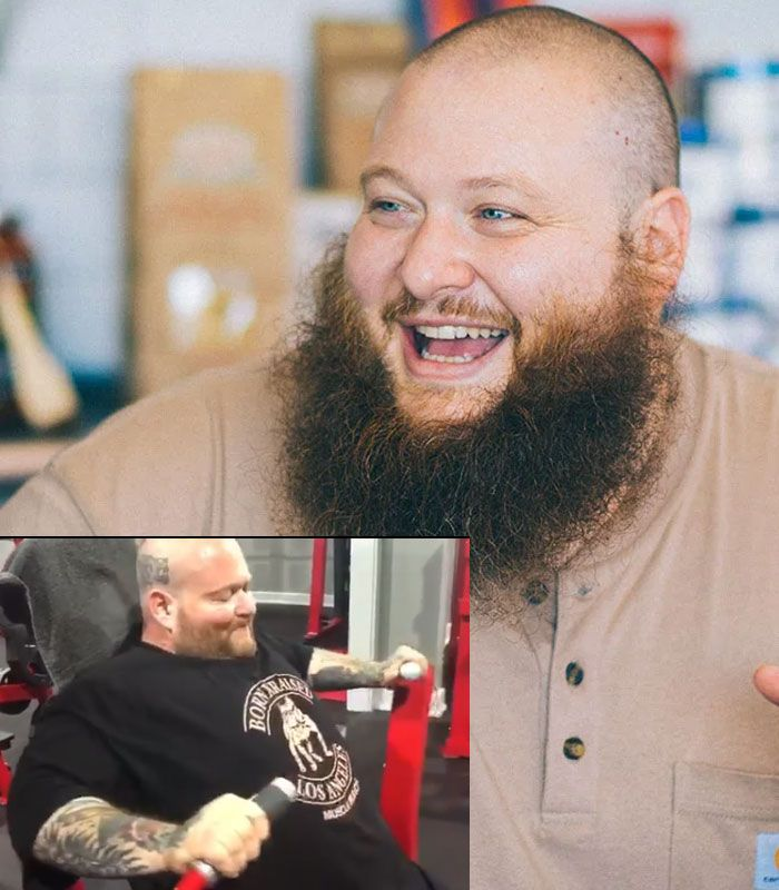 Rapper Action Bronson Shares Workout Video, Revealing He Has Lost weight 80 Lbs. in Quarantine