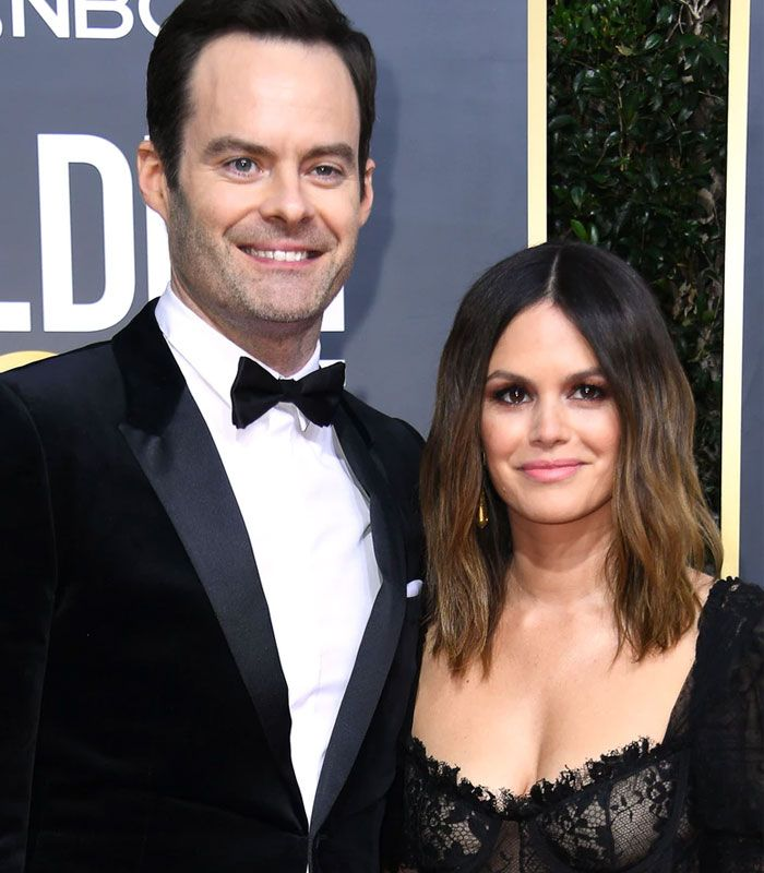 Bill Hader & wife Rachel Bilson Reportedly Split After Less Than A Year