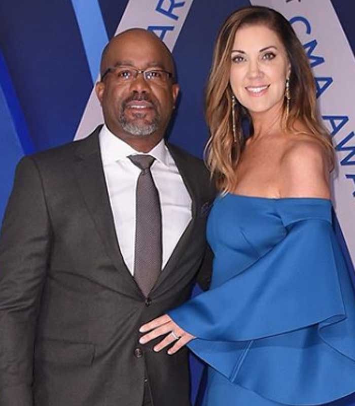 Darius Rucker and Wife Beth Leonard Announce Split After Almost 20 Years Of Marriage