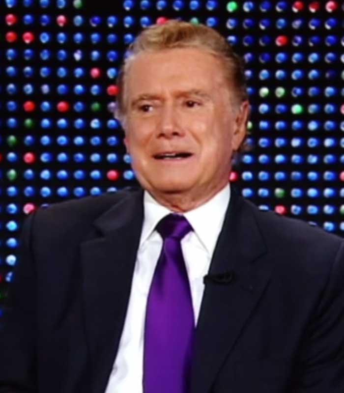 Longtime TV Host and tv personality Regis Philbin, has died at 88