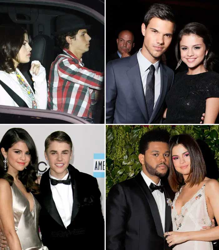 Know details Selena Gomez Dating History: Justin Bieber, The Weeknd and More