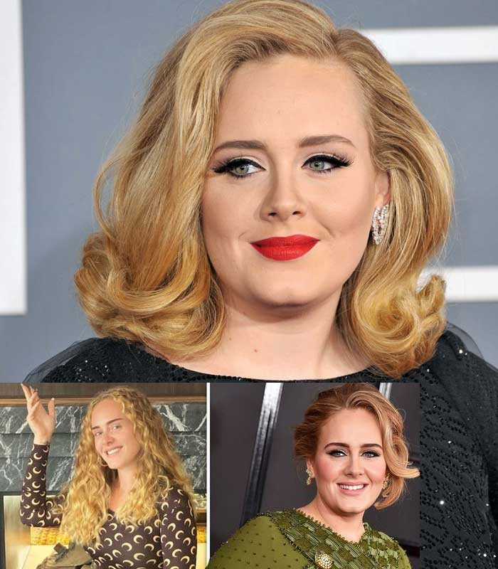 """Adele showed off her weight loss as she supported """"Queen"""" Beyonce"""