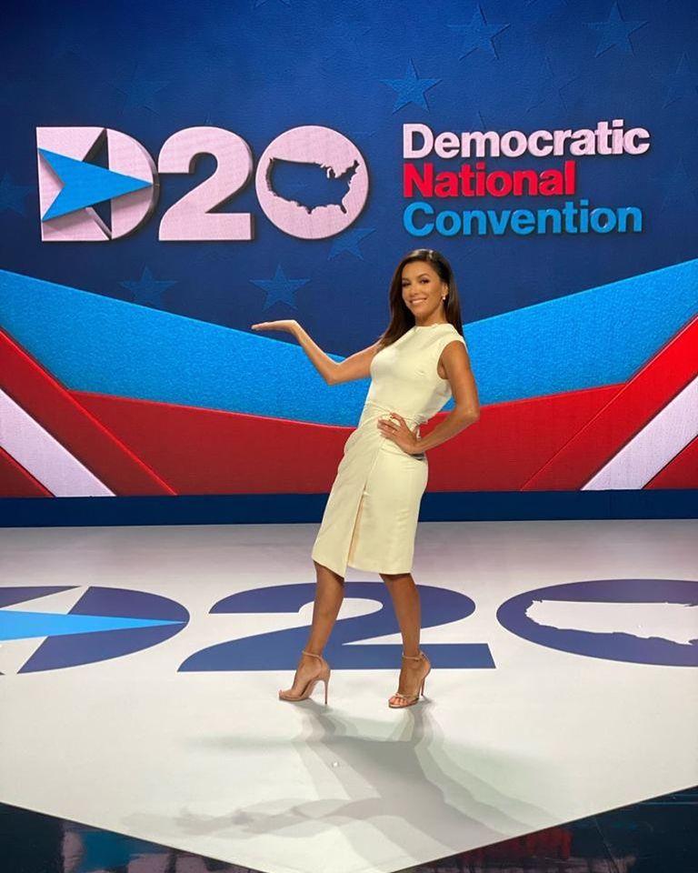 eva longoria baston democract national convention
