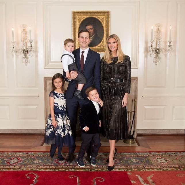 ivanka trump family