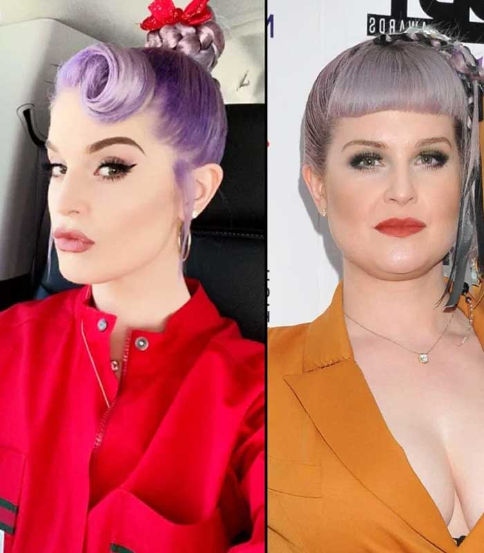 Kelly Osbourne weight loss is going to be loud and proud of her
