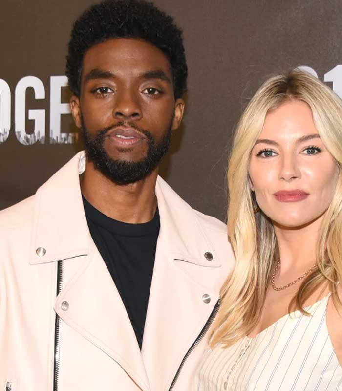 Chadwick Boseman salary took pay cut to boost co-star Sienna Miller's