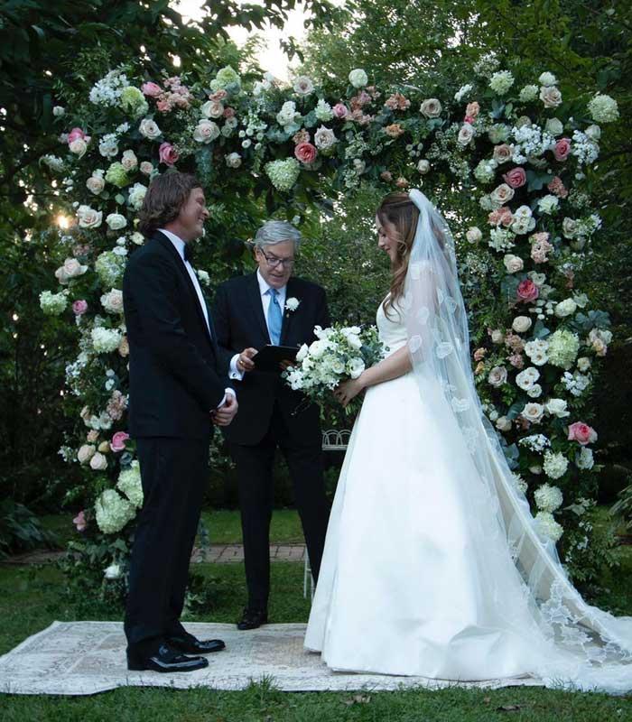 Dynasty Star Elizabeth Gillies Married Michael Corcoran
