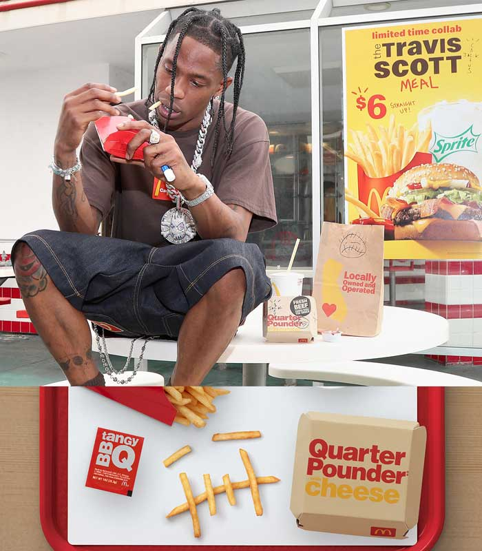 """The Travis Scott Meal """"Cactus Jack"""" Just Released At McDonald's, And The Internet's Reaction Has Me Rolling"""