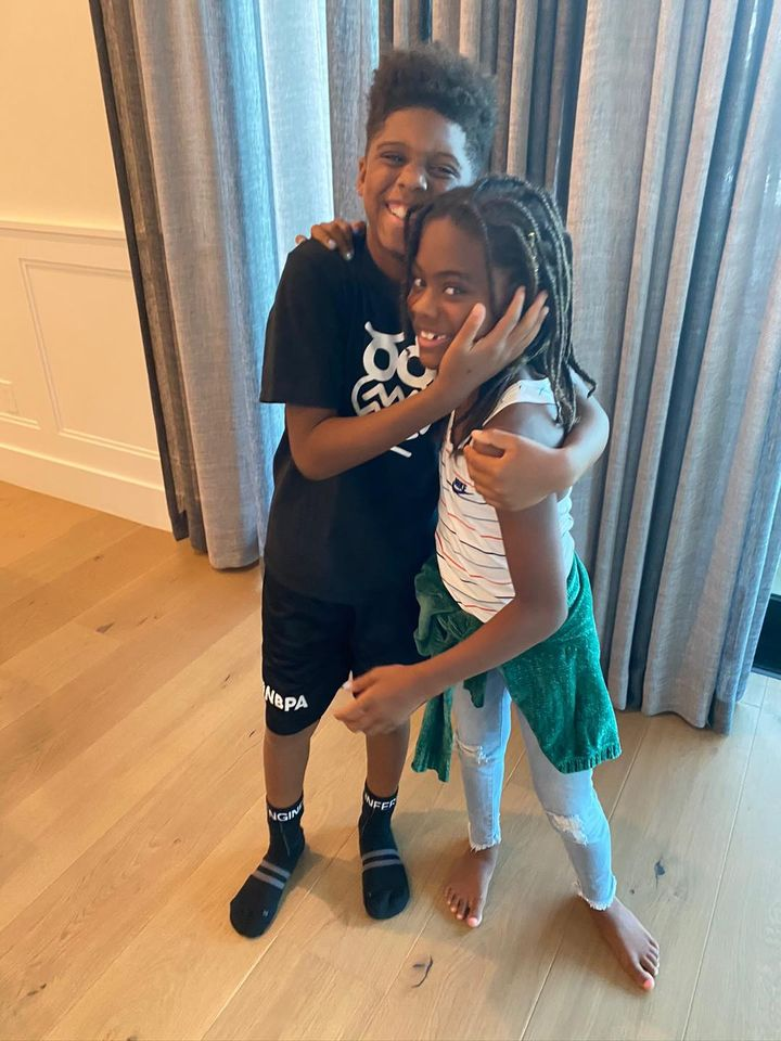 chris paul son and daughter