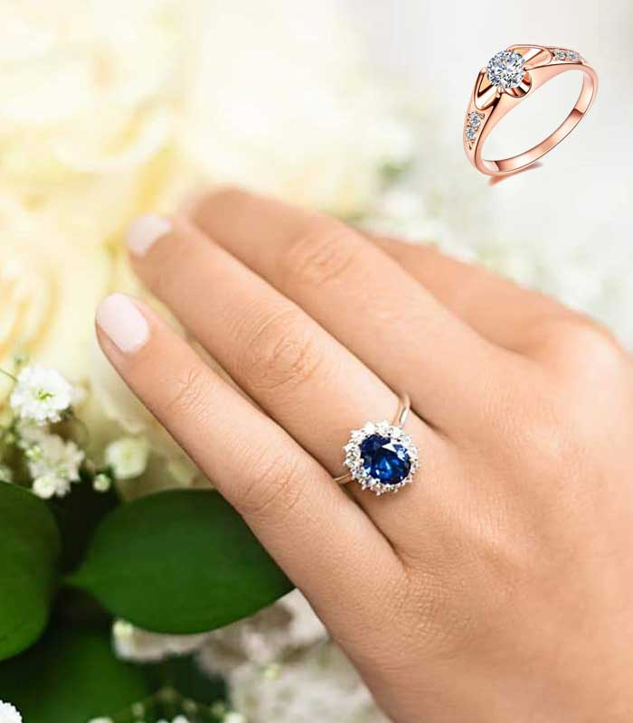 Best engagement ring style for every star sign