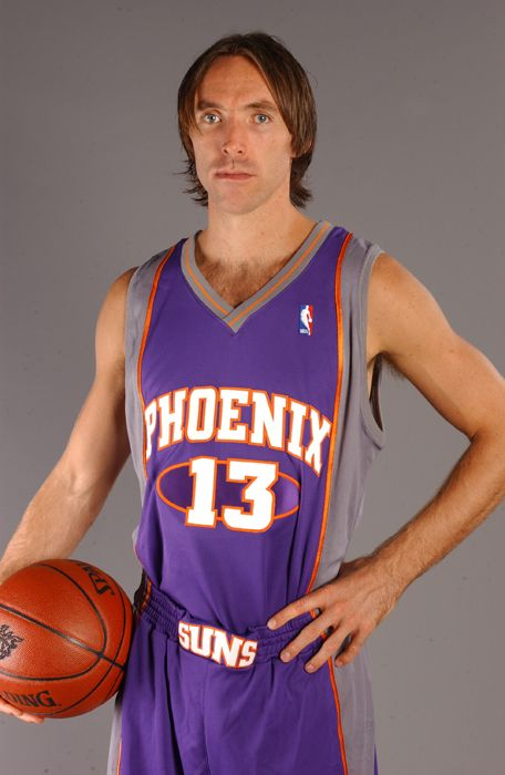 steve nash height and weight