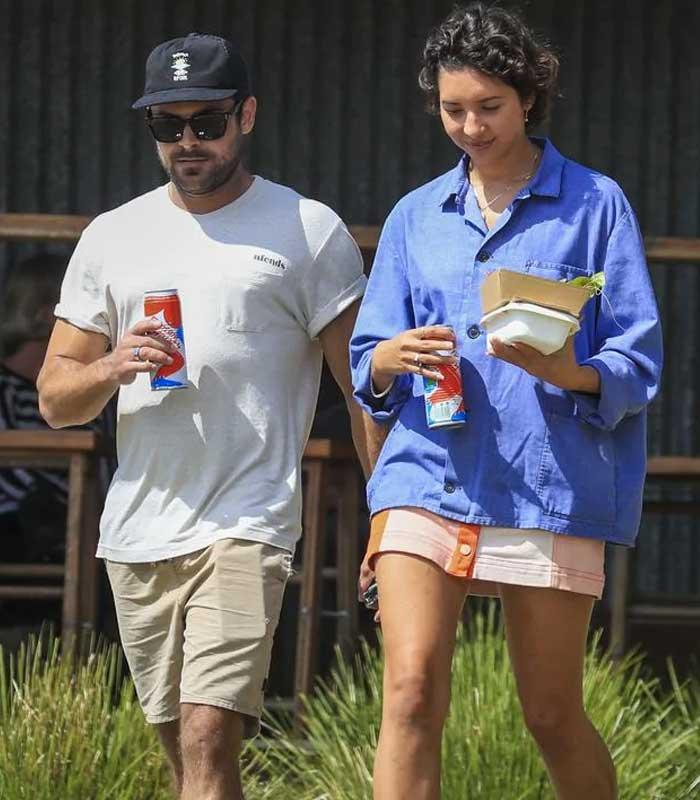 Zac Efron Is Dating Australian Model Vanessa Valladares and They Seem Super Cute
