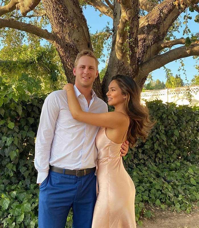 Who is Christen Harper, Jared Goff's model girlfriend?
