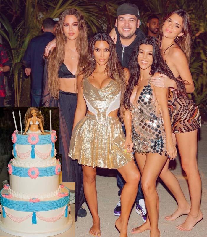Kim Kardashian spent $1M on controversial birthday trip