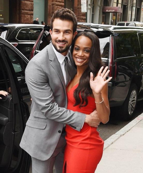 Rachel Lindsay & Bryan Abasolo