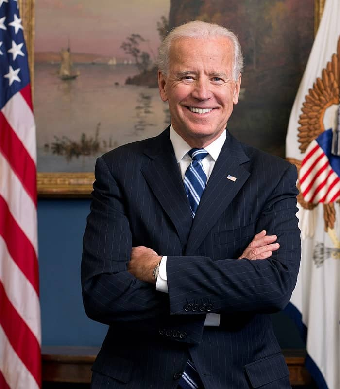 Joe Biden's Family Background