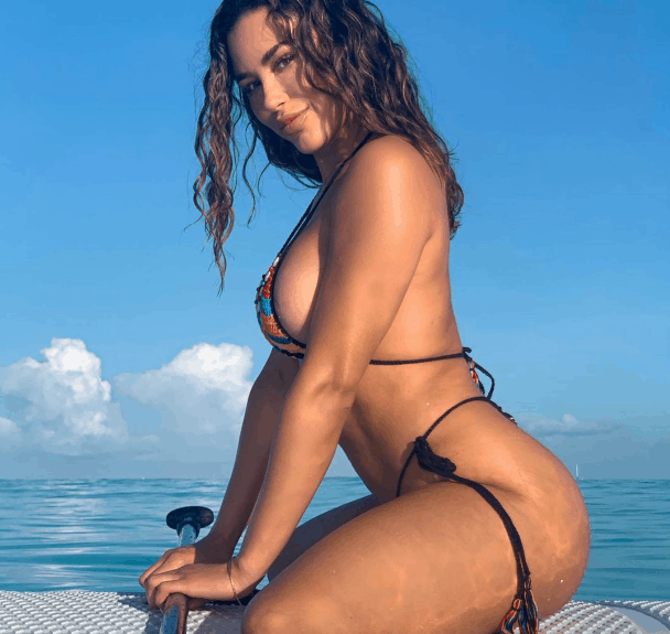 Ana Cheri Wants You to Check Her Bio and See naughty one