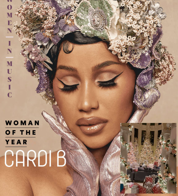 Cardi B Shares Her Decorated Home That She Dreamed Off!