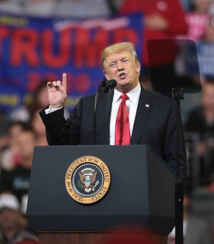 America Tackle Destructive Legacy Of Donald Trump!